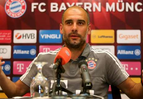Guardiola wary of 'intense' Leverkusen
