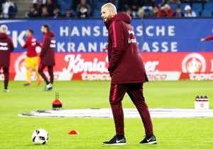 Hamburger SV - Eintracht Frankfurt 0:3