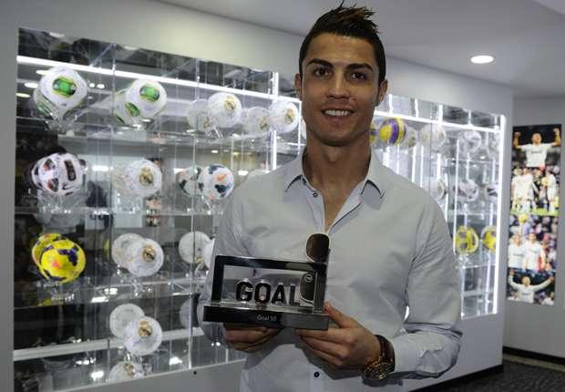 Cristiano Ronaldo Pemenang Goal 50 2014!