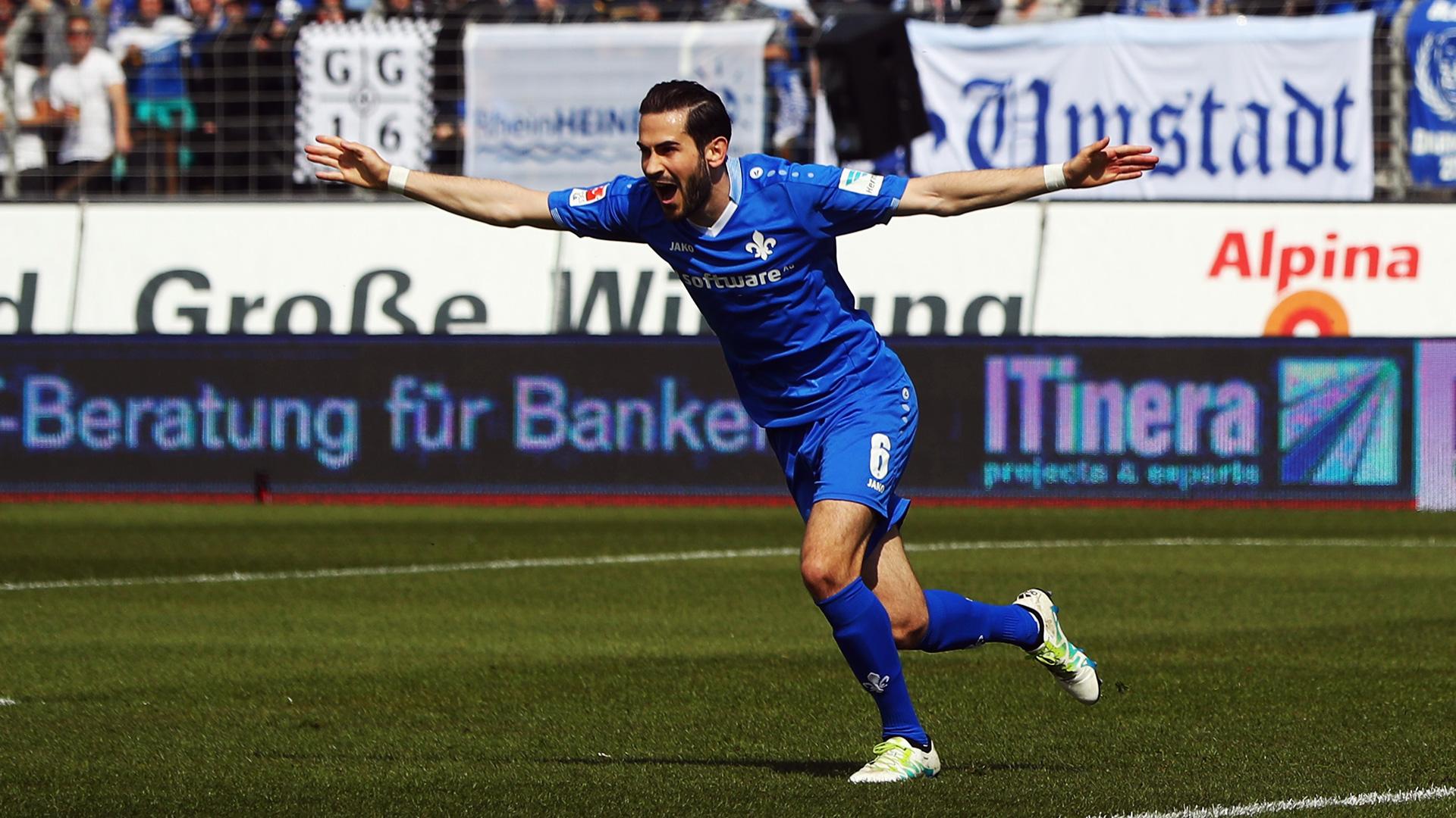Mario Vrancic verlässt Darmstadt 98