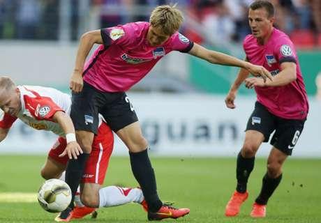 Nach Pokal: Bundesligisten gefordert