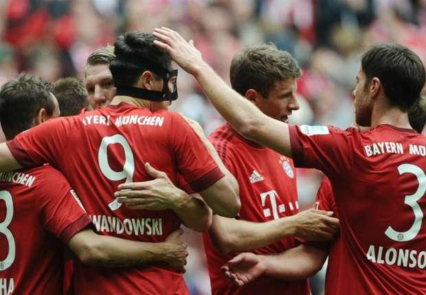 Lockerer Bayern-Sieg gegen Mainz zur Meister-Party