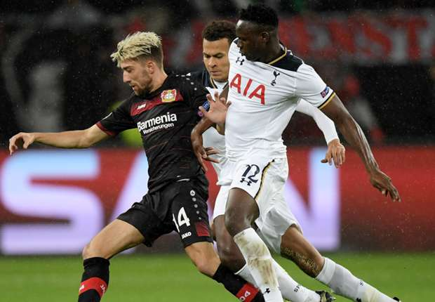 Bayer Leverkusen 0-0 Tottenham: Spurs hold out for a draw against wasteful hosts