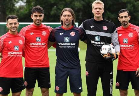 Galerie: Trainingsstart in der Bundesliga