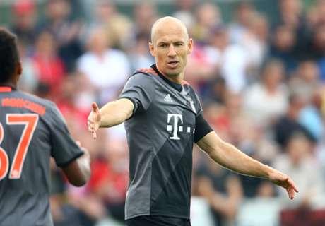 Robben wil nog niet stoppen bij Oranje