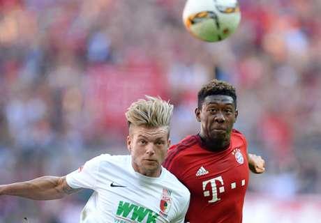 BL: Bayern-Derby in Augsburg