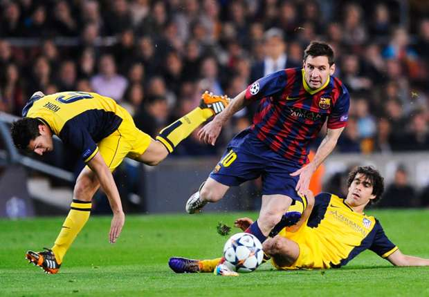 Messi ligt onder vuur in de Spaanse media