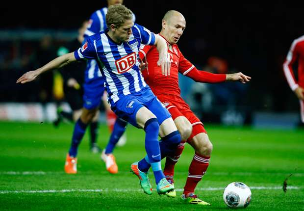 """Robben: """"Zó vroeg kampioen worden, dat is uniek"""""""