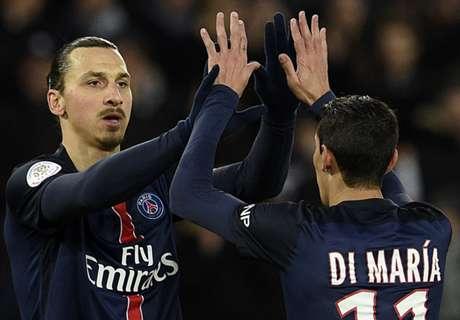 Posiciones Liga 1 de Francia