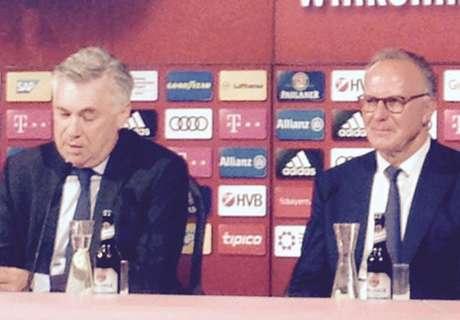 Rummenigge confiant pour le Bayern