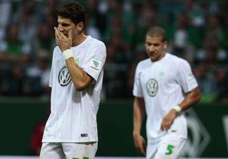 Wolfsburg: Druck wird immer größer