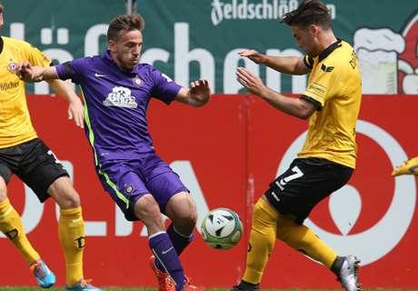 3. Liga: Aue-Aufstieg vertagt