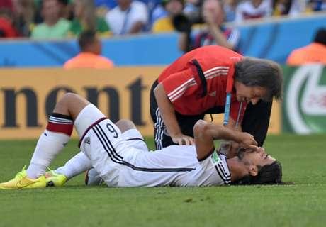 Ex-Bayern-Doc behandelt Khedira