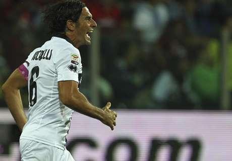 Parma, Lucarelli in goal dalla A alla D