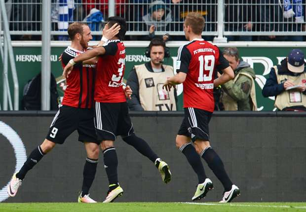Video: Ingolstadt vs Schalke 04