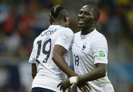 El Madrid tendría a Sissoko como alternativa a Pogba