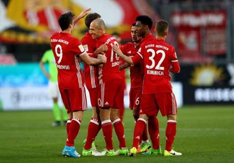 ¡Bayern Munich pentacampeón!