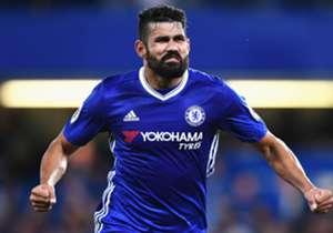 6. Diego Costa (Chelsea) | Coefficente 2 | Reti 11 | 22 punti