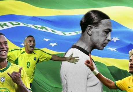 Der Urahn von Neymar und Co.
