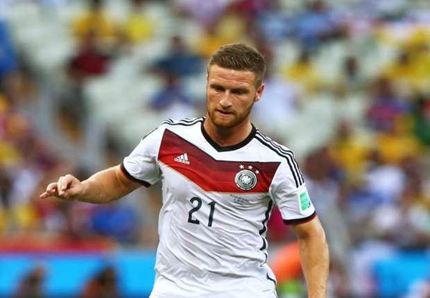 Weilt mit Deutschland bei der WM in Brasilien: Shkodran Mustafi