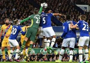 Der FC Everton kam gegen Crystal Palace nicht über ein torloses Remis hinaus
