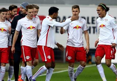 2. Liga: Leipzig lässt Punkte