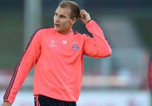 Holger Badstuber hatte in seiner Karriere bereits mehrere schwere Verletzungen