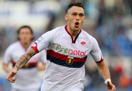Ocampos se sumó a Milan