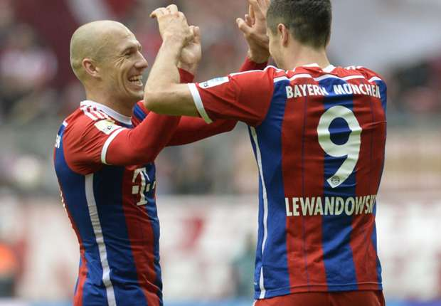 Bayern 4-0 Hoffenheim: Gotze, Lewandowski and Robben seal routine win
