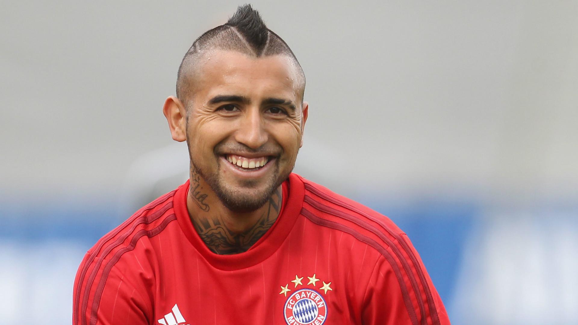 Arturo Vidal FC Bayern Munchen Goal