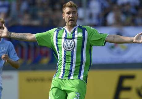 Stadt Wolfsburg sucht Nicklas Bendtner