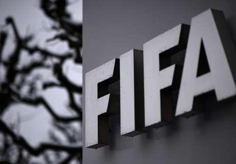 FIFA sanktioniert elf Verbände