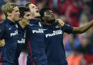 Thomas Partey came on for the last eight minutes against Bayern Munich and helped his Atletico Madrid side secure progression to the Champions League final via the away-goals rule, despite suffering a 2-1 defeat at the Allianz Arena. The Ghanaian midfi...