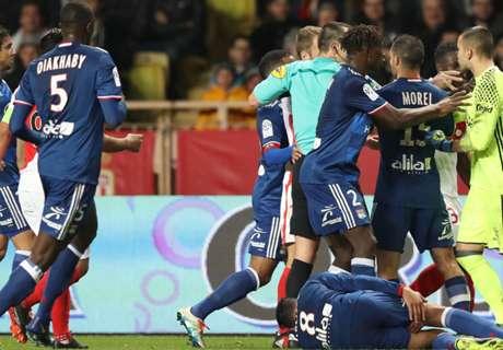 Ligue 1: Lyon ringt Monaco nieder