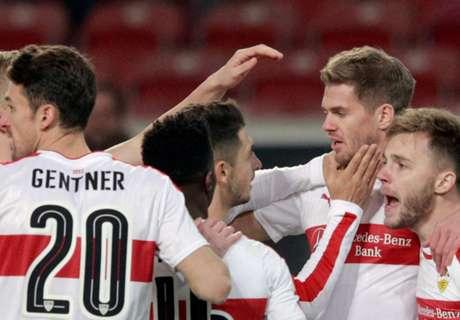 2. Liga: Stuttgart gewinnt deutlich