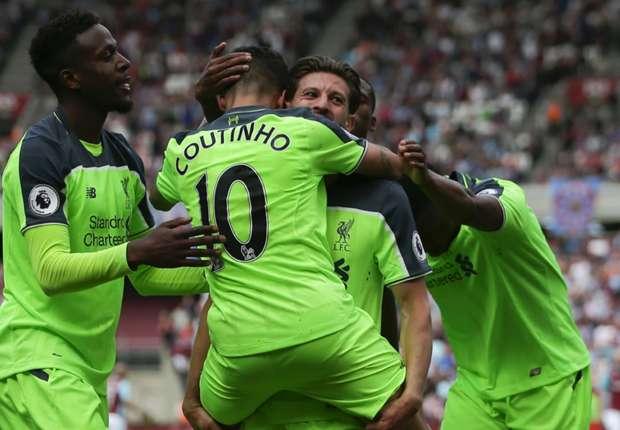 West-Ham-Liverpool (0-4), Liverpool ne tremble pas et se rapproche de la C1