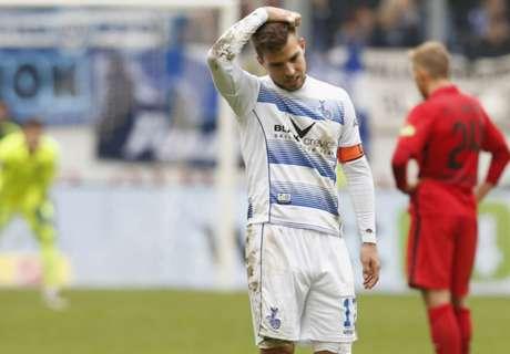 3. Liga: Duisburg patzt gegen Rostock