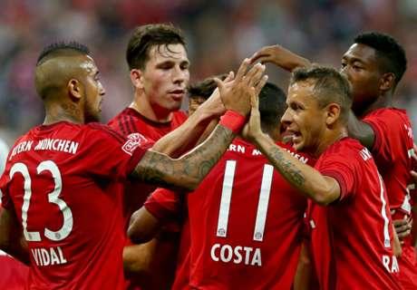 Bayern lässt Milan keine Chance