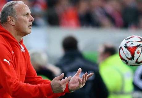 Reck neuer Trainer in Offenbach