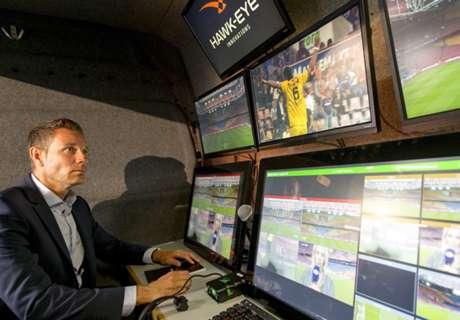 Erstmals Video-Referee im Einsatz