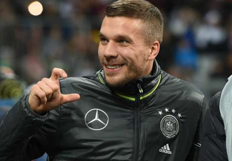 Fünf Gründe, warum Poldi zur EM muss