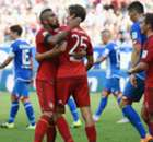 Noten: Müller und Douglas Costa stark