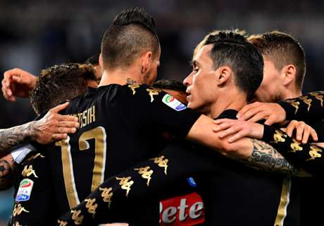 VIDEO: Napoli siegt im Spitzenspiel