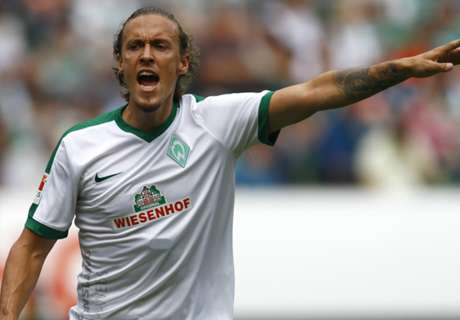 Werder: Kruse trainiert wieder