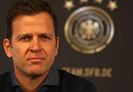 Bierhoff: CL-Finale erschwert Planungen