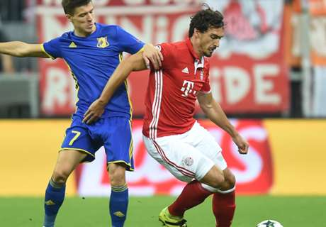 UCL: Rostov 3 x 2 Bayern