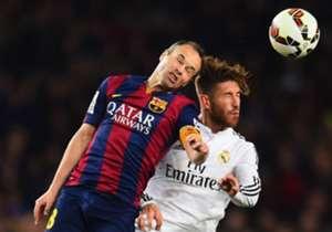 A Espanha entra em campo nesta sexta-feira (24) e nós aproveitamos para saber qual gigante tem mais jogadores convocados: Real Madrid ou Barcelona?