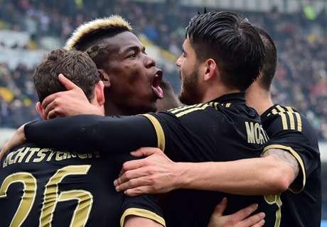 Italiano: Chievo 0 x 4 Juventus