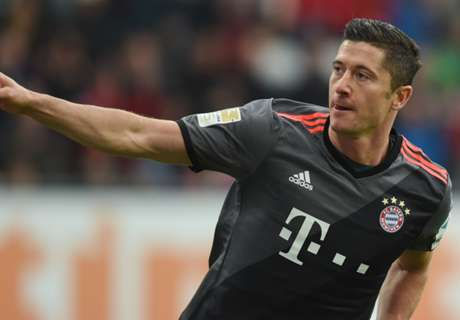 Lewa & Robben give Bayern easy win