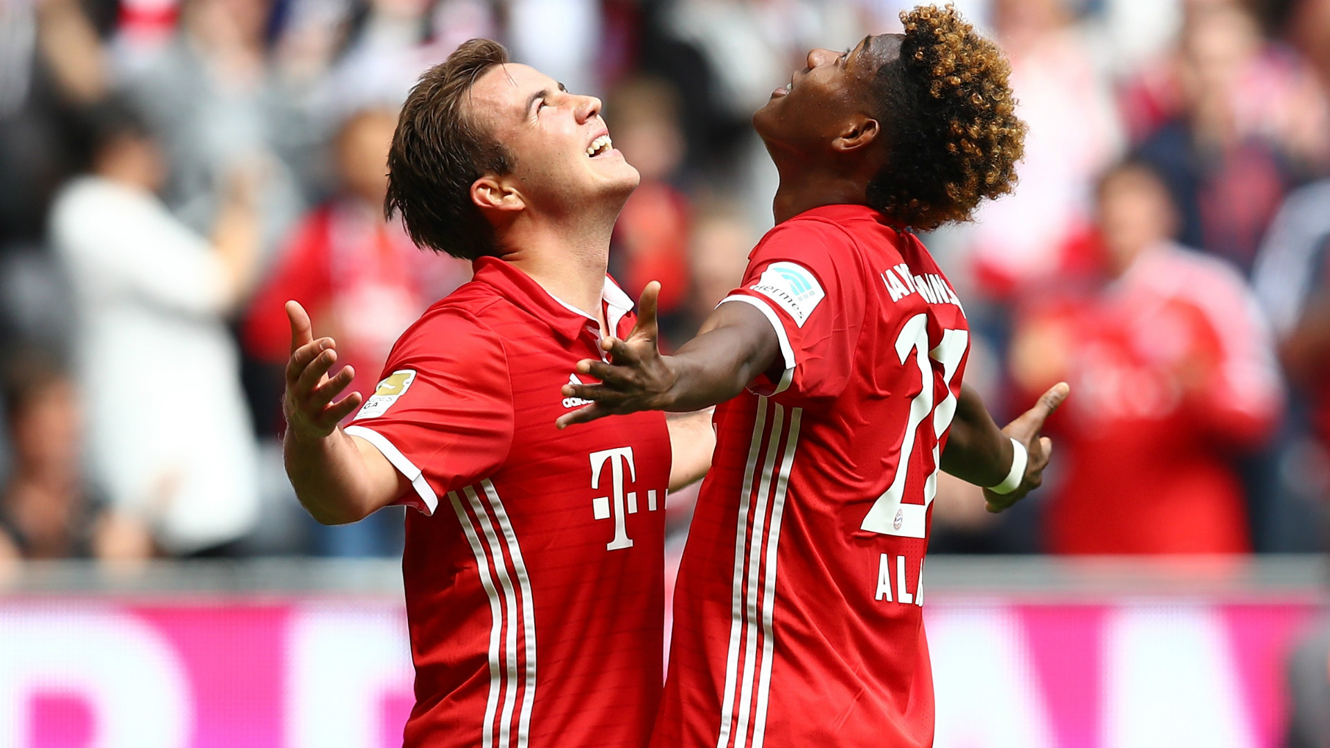 David Alaba defends much maligned Mario Gotze in wake of ongoing